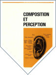 Composition et perception